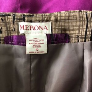 Merona Skirts - Two Merona size 10 pencil skirts